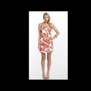 🚢 LILLY PULITZER XL BOOZE CRUISE Silk Dress 🍸